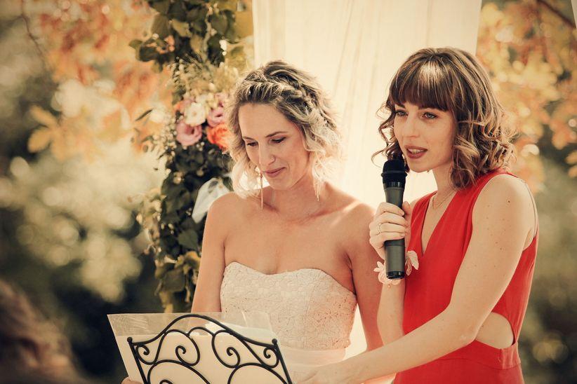 discours témoin de mariage